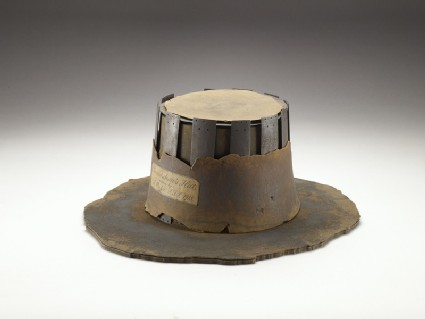 Armour-plated hat (Bradshaw's hat)