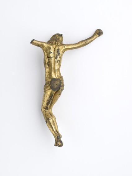 Figure of Christ on the cross from crucifix