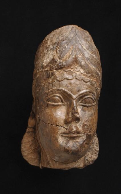 Head of the goddess Ishtar