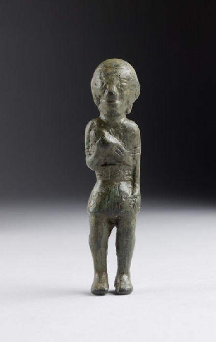 Male figurine