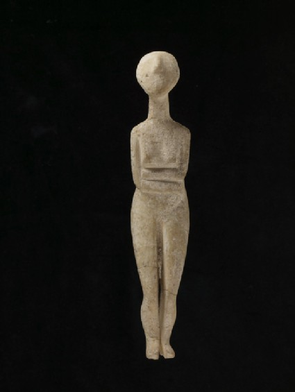 Cycladic figurine (Kapsala type)