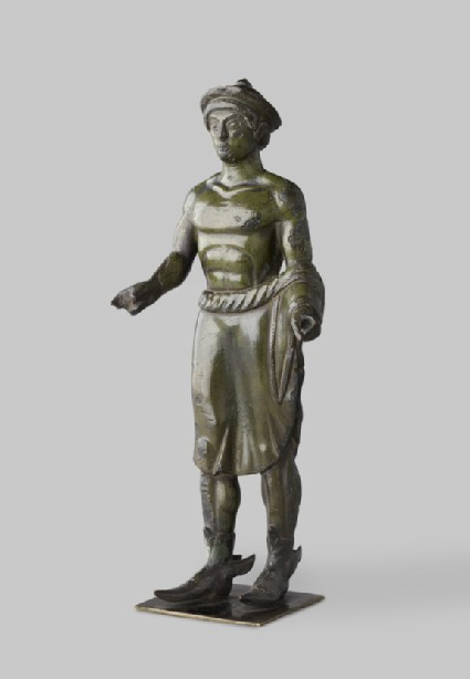 Etruscan bronze figurine of Turms, or Hermes