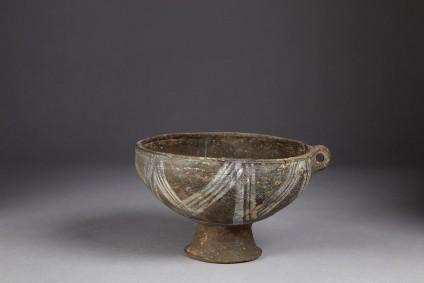 Base Ring II Bowl (pedestal foot)
