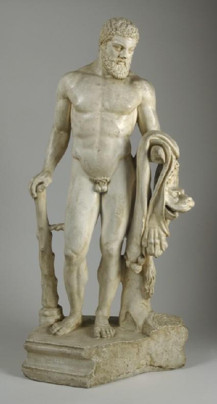 Herakles Marotti. From Rome