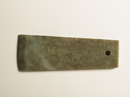 Ceremonial blade in imitation of a functional axe