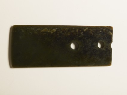 Ceremonial blade in imitation of a functioned axe