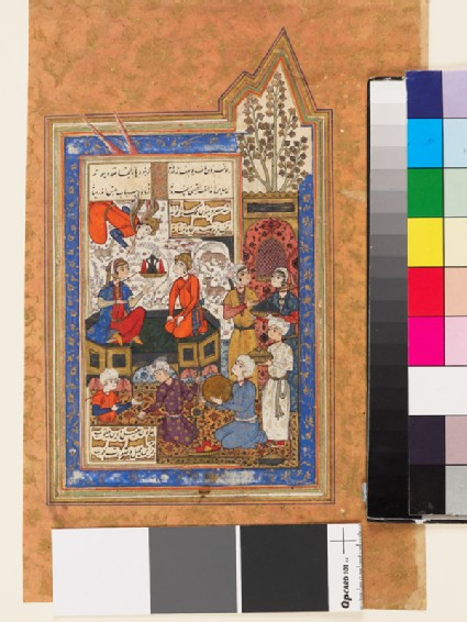 The marriage of Yusuf and Zuleykha