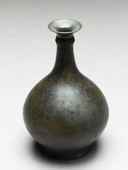 Bronze flask