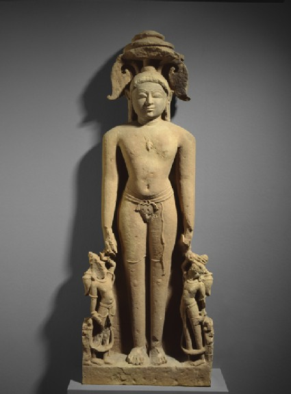 Standing figure of a Jina