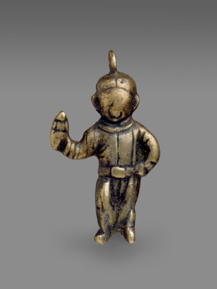 Anthropomorphic pendant