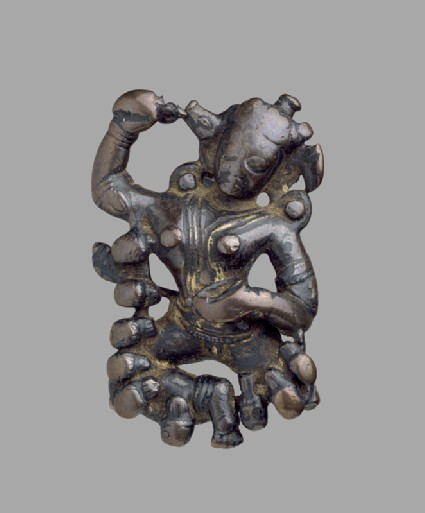 Fragmentary figure of Vajravarahi