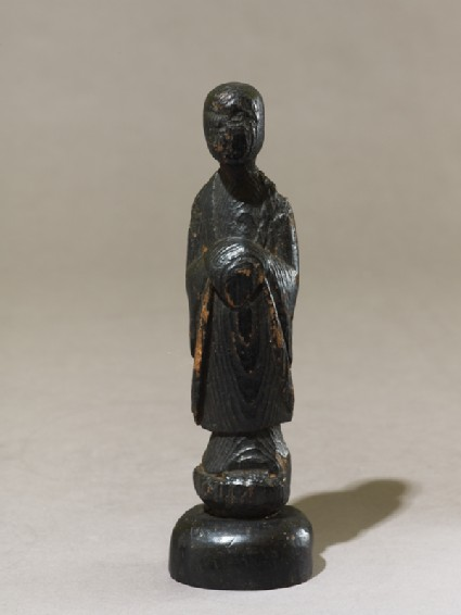 Standing Buddhist figure
