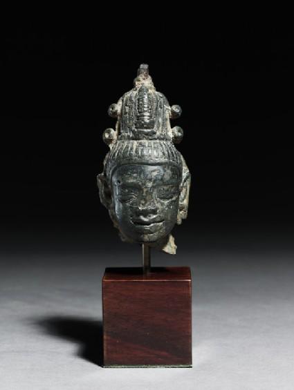Head of Maitreya Buddha