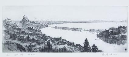 The West Lake, Hangzhou