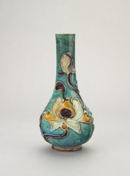 Fahua-style vase