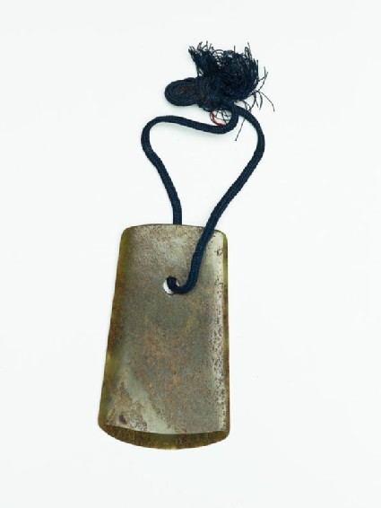 Ritual jade axe
