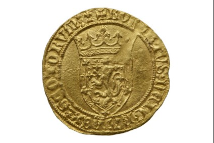 Scottish gold coin of Robert III