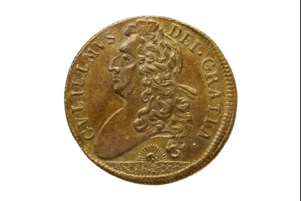 British gold coin