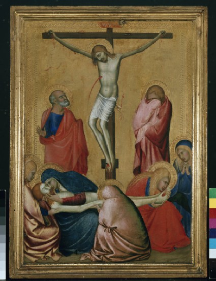 The Crucifixion and Lamentation