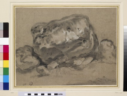 Study of a Boulder