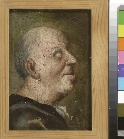 Head of Francesco Tiezzo
