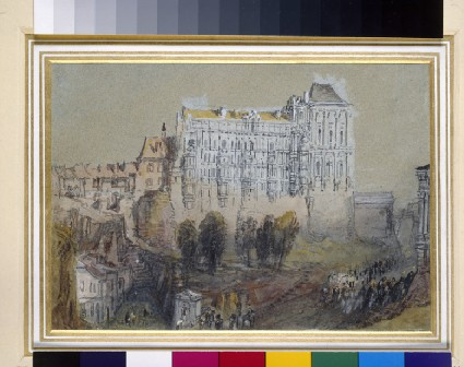 Palace at Blois