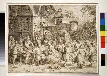 A rustic Feast