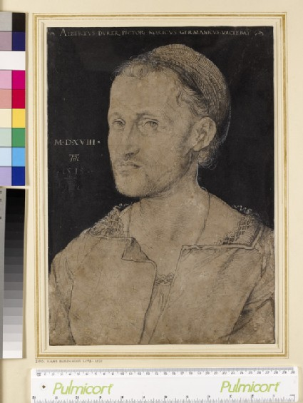 Portrait of Hans Burgkmair