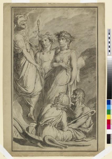 Minerva Instructing her Rural Companions