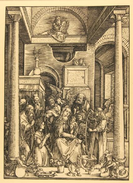 Glorification of the virgin