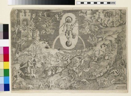 The last Judgement, copy after