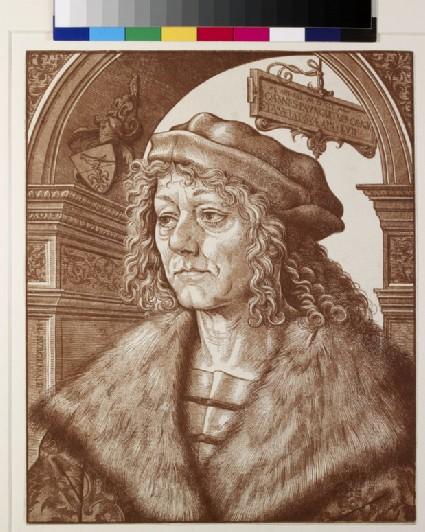 Portrait of Johannes Paumgartner