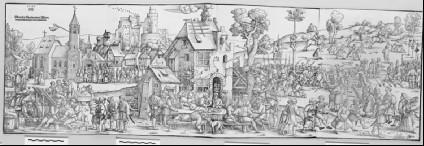 The large village fair