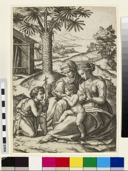 The Virgin of the Palm Tree
