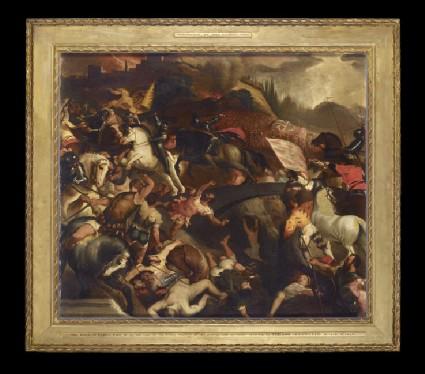 The Battle of Cadore (Spoleto)