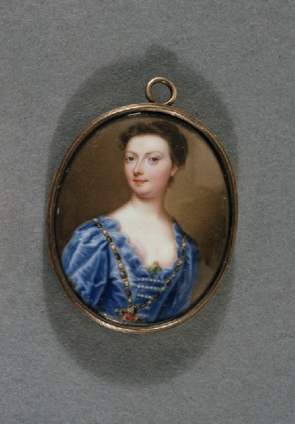 Portrait of Charlotte, Viscount Torrington