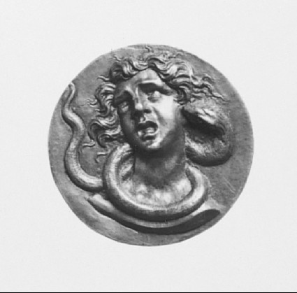 Head of one of Laocoon's sons