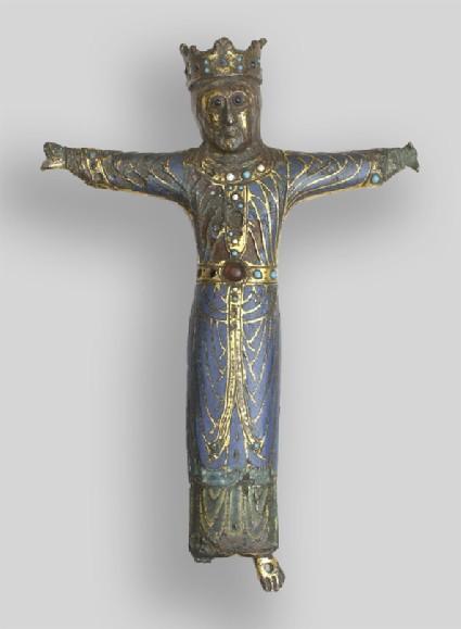 Crucified Christ in a Colobium
