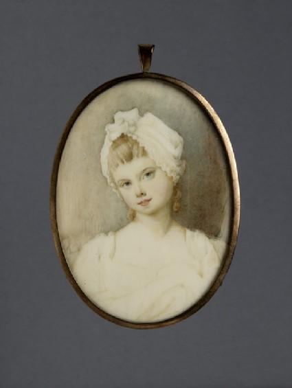 Portrait of Princess Charlotte Augusta Matilda
