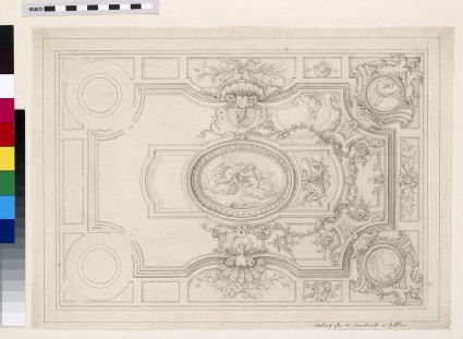Design of the upright of a pulpit