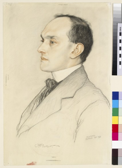 Portrait of Charles Francis Bell