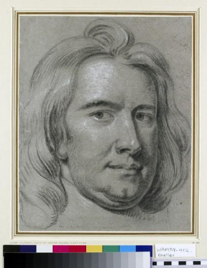 Portrait of Henry Aldrich, Dean of Christ Church, Oxford