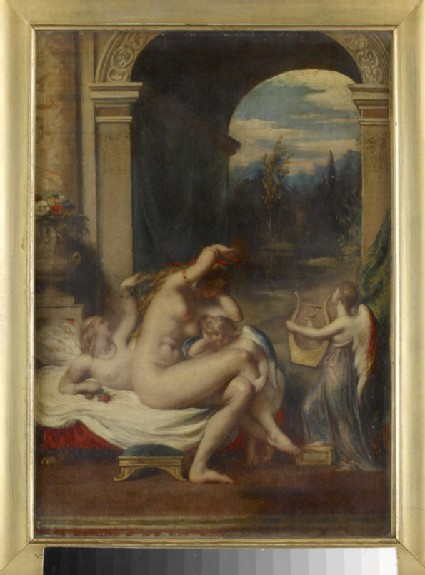 Venus, Cupid and Psyche