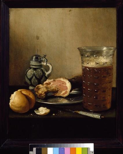 Still Life with a Ham