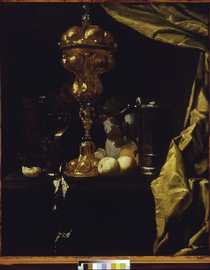 Still Life with a Silver-gilt Cup