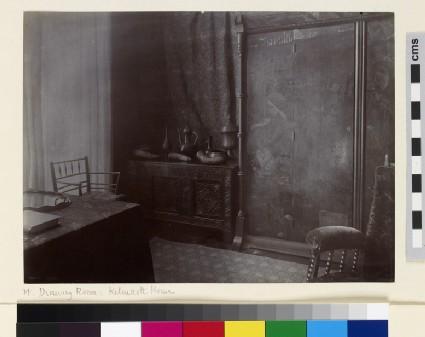 The Drawing Room at Kelmscott House, Hammersmith