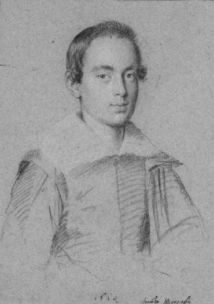 Portrait of Francesco Mignanelli