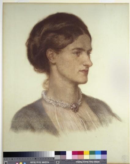 Portrait of Rosalind, Countess of Carlisle