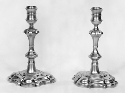 Candelabra, one of a pair