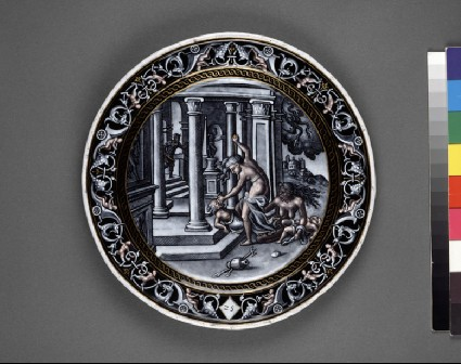 Medea killing her children